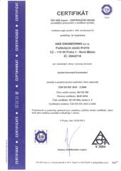 ISO 3834 CZ